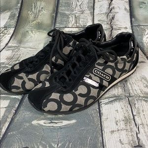 COACH Kathleen Signature Athletic Shoes